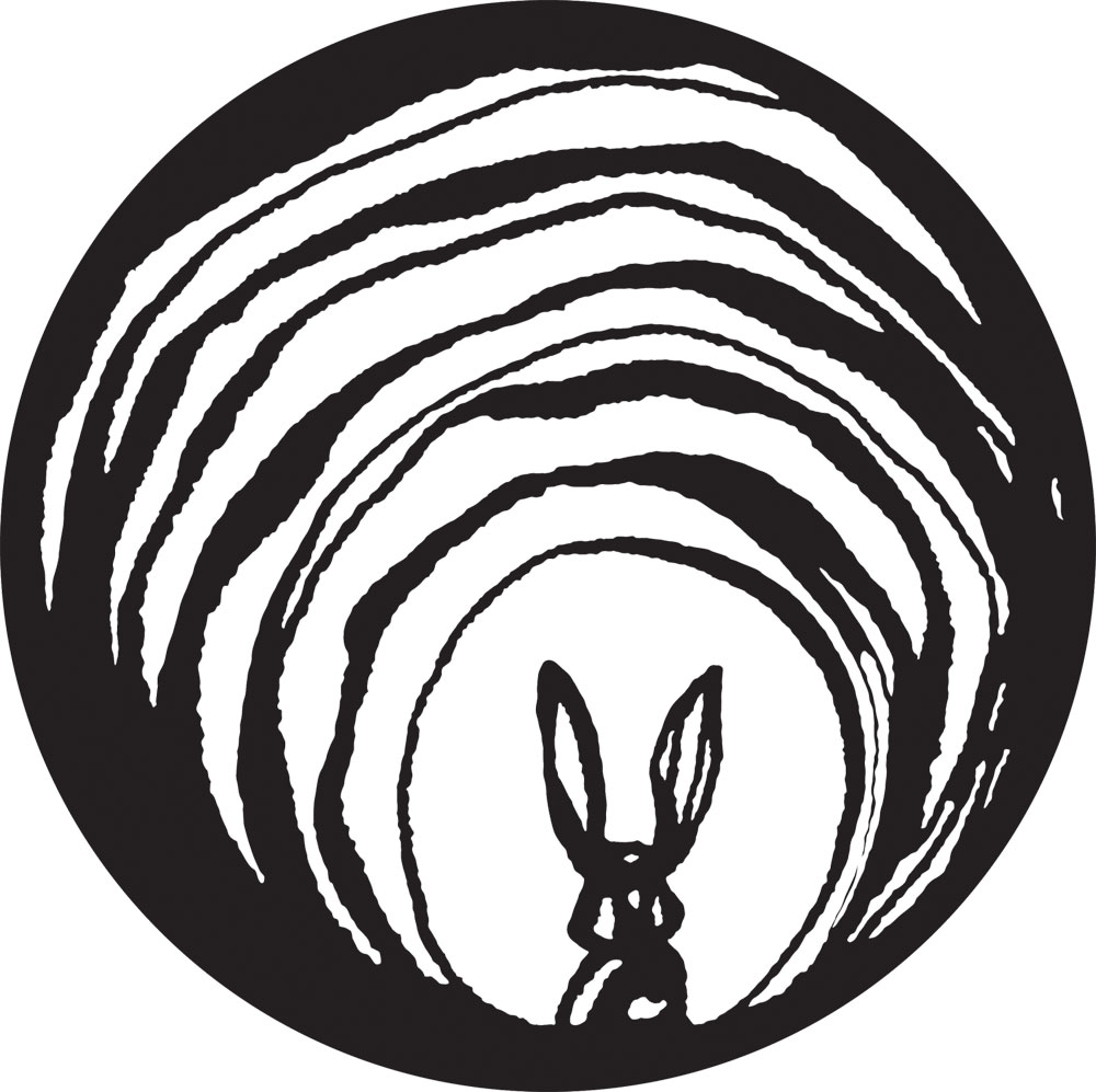 This image has an empty alt attribute; its file name is rabbit-hOle-logo.jpg